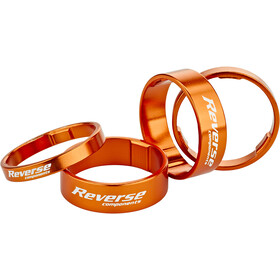 Reverse Ultra Light Spacerisetti, orange